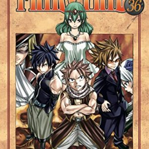 Fairy Tail, Band 36
