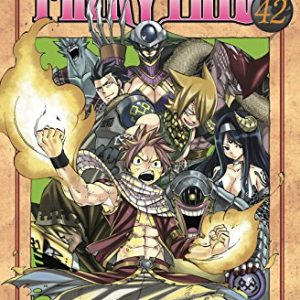 Fairy Tail, Band 42