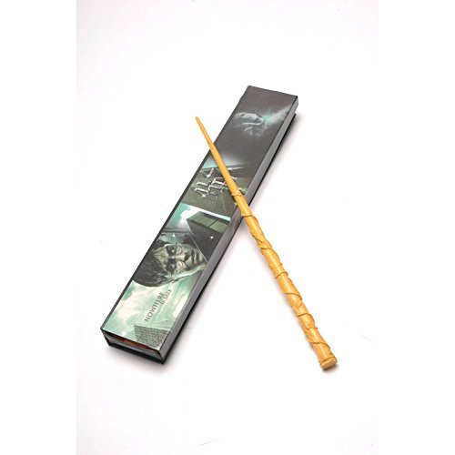 Harry Potter HERMIONE JANE GRANGER Magical Wand Zauberstab in Geschenkbox