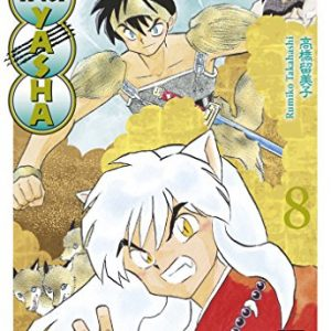 Inu Yasha New Edition 08