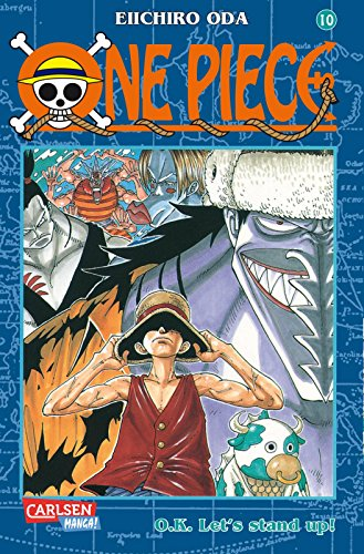 One Piece, Band 10: O.K. let's stand up!