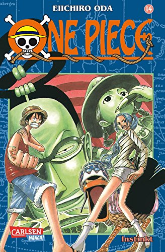 One Piece, Band 14: Instinkt