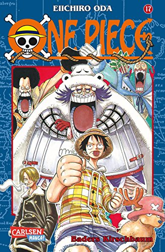 One Piece, Band 17:  Baders Kirschbaum