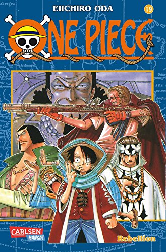 One Piece, Band 19: Rebellion