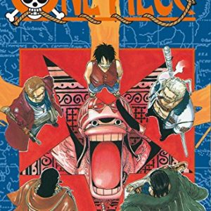 One Piece, Band 20: Endkampf in Arbana