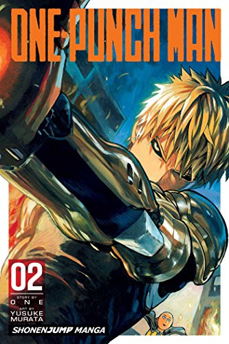 One-Punch Man, Vol.2