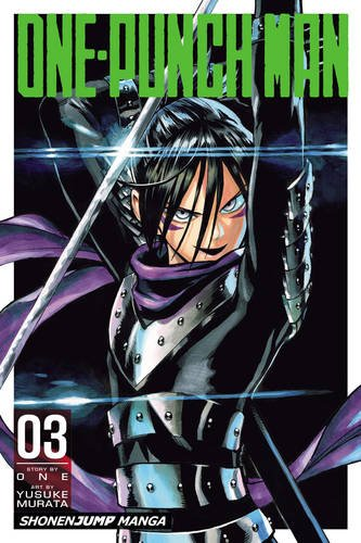 One-Punch Man, Vol.3