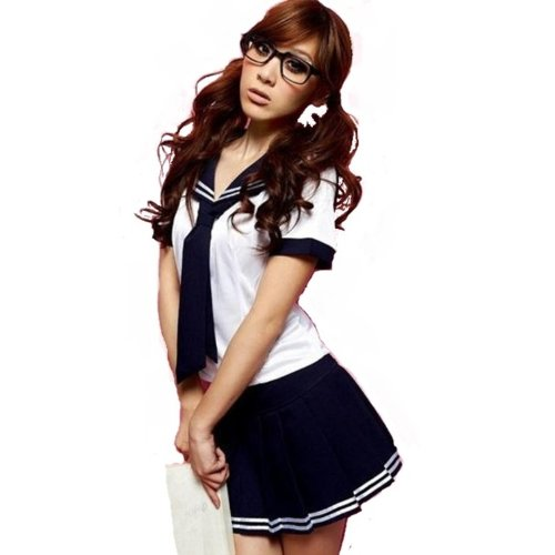 Sailor cosplay innocent school schoolgirl school uniform (japan import)