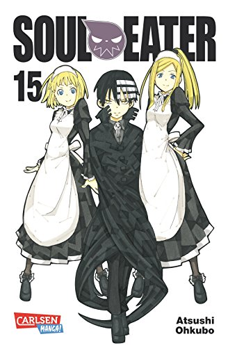 Soul Eater, Band 15