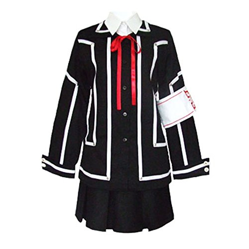 Vampire Knight Yuki Day Class Uniform Cosplay Kostüm Japanische Schuluniform Baumwolle S M L XL
