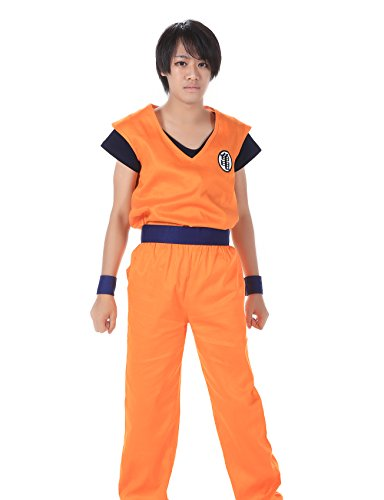 DBZ DragonBall Z Kakarot Son Goku Large Training Uniform Kaio