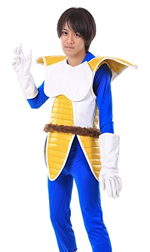 WSCOS-Dragon-Ball-Z-Prince-of-All-Saiyans-Vegeta-Fighting-Uniform-V1-Set-Kid-S-0