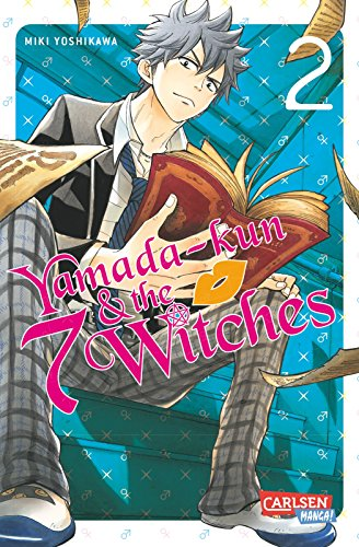 Yamada-kun and the seven Witches, Band 2