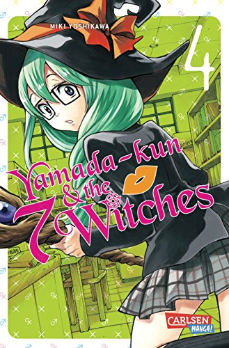 Yamada-kun and the seven Witches, Band 4