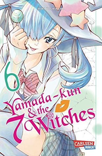 Yamada-kun and the seven Witches, Band 6