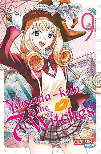 Yamada-kun and the seven Witches, Band 9