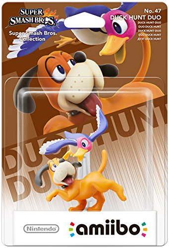 amiibo Super Smash Bros. – Duck Hunt Duo