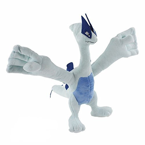 12″ 1pcs/set Pokemon Lugia Figure Soft Stuffed Animal Plush Doll Toy by BabyBlue Shop