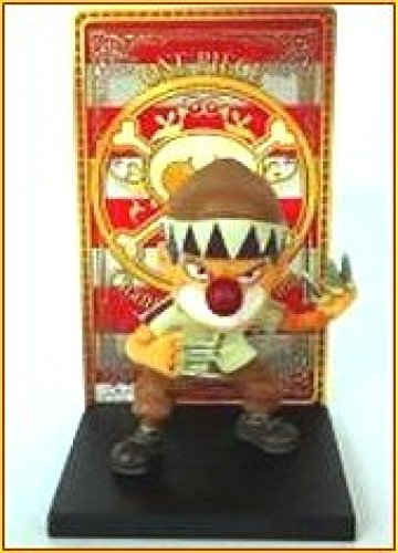 A lot No. One Piece F Prize Roger Pirates Card stand figure Buggy The Clown