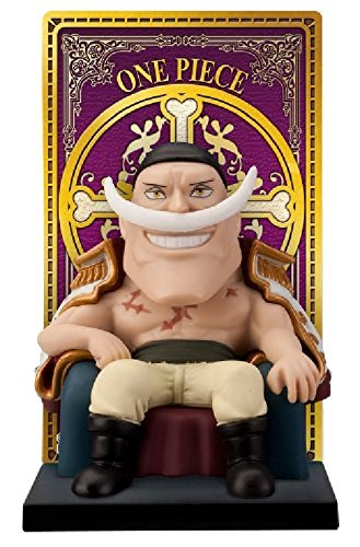 A lot No. One Piece G Prize White beard Pirates Card stand figure Edward Newgate