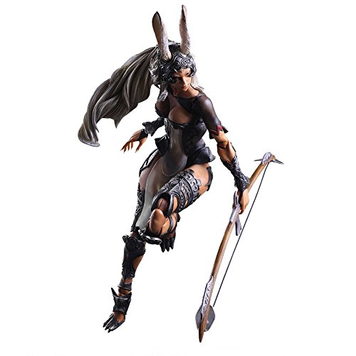 ARTS Kai FINAL FANTASY XII Franken PVC Action-Figur PLAY gemalt