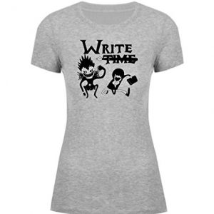 Adventure Time Death Note Women's T-shirt