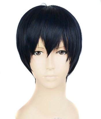 Biot and Kageyama Collectibles Eli beauty cosplay wig high queue! Kageyama Fei male (japan import)