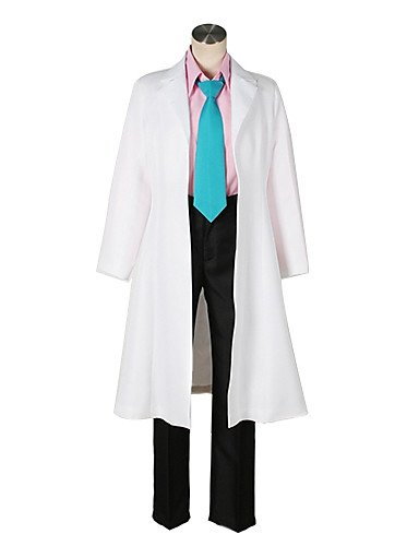 Ch&Ch Gintama Sakata Gintoki Teacher Cosplay Costume