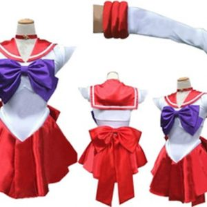 Cosplay Costume Sailor Moon Mars (Rei Hino) L size (japan import)