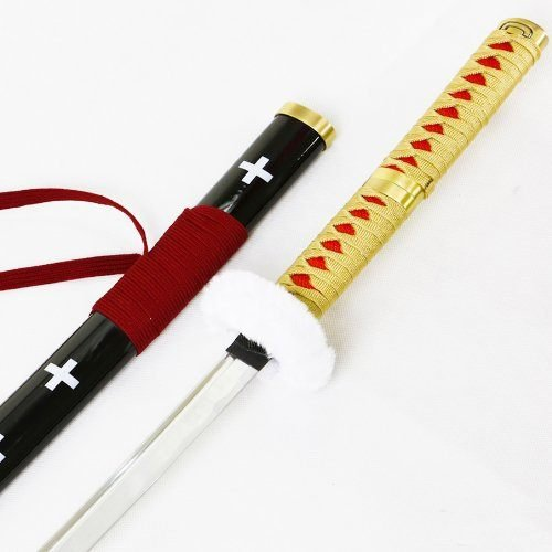 [Cosplay] sword blade aluminum one piece Trafalgar Law WATER LILY made (Comic sword tool sword weapon imitation sword Anime) faithful reproduction Trafalgar low (japan import)
