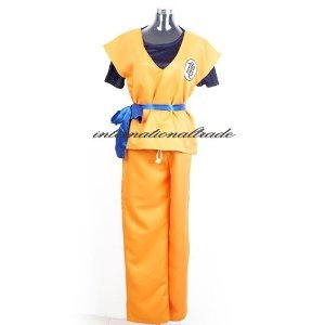 [Deep-discount] Dragon Ball cosplay Goku L size z21 (japan import)