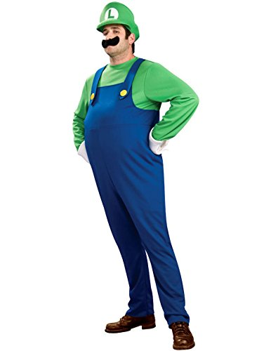 Delux Mario™ costume for man