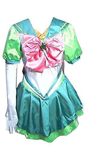 CUSTOM-MADE Eternal Sailor Moon Eternal Jupiter Costume Herren