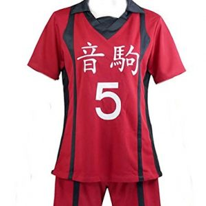 CUSTOM-MADE COSPLAY Haikyu Kenma Kozume Nekoma Schuluniform Herren