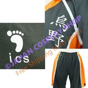 CUSTOM-MADE COSPLAY Haikyu Koshi Sugawara Karasuno Schuluniform Damen