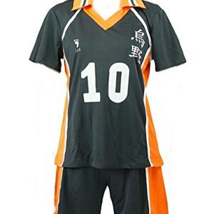 CUSTOM-MADE COSPLAY Haikyu Shoyo Hinata Karasuno Schuluniform Damen