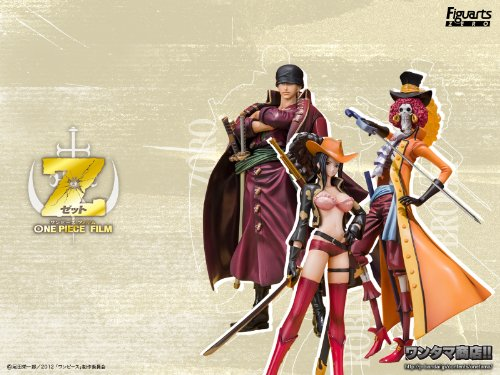 Soul-web-Limited-production-Figuarts-ZERO-ONE-PIECE-FILM-Z-battle-clothes-Ver-Set-Zoro-Robin-Brook-japan-import-0