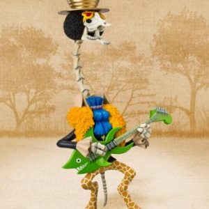 [Tamashii Web Exclusive] Figuarts ZERO Artist Special – One Piece: Brook as Bones of Giraffe