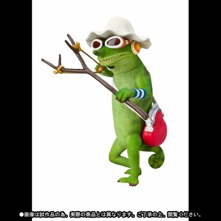 [Tamashii Web Exclusive] Figuarts ZERO Artist Special – One Piece: Usopp as Chameleon