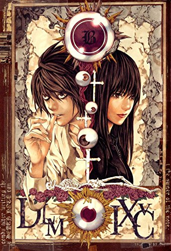 14×21 inch Death Note Silk Poster Seide Poster EGS0-DDB