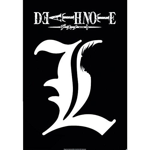 ABYstyle ABYDCO087 – Poster Death Note, L Symbol