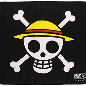 ABYstyle ABYDCT001 – Flaggen One Piece, Skull Luffy, 50 x 60 cm