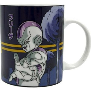 "ABYstyle ABYMUG109 Tasse Dragon Ball ""Freezer vs Goku"", 320 ml"