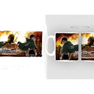 Attack On Titan Duo Tasse