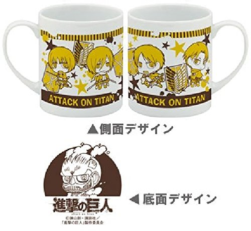 Attack On Titan Tasse Movic Japanische Anime Charakter Waren Moe Japan