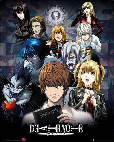 Bild Death Note – collage