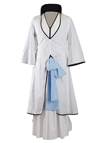 Bleach Gin Ichimaru Maße Suit 2rd Version Anime Cosplay Kostüm Partei Coslive