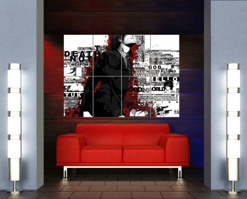 DEATH NOTE ANIME MANGA GIANT WALL ART PRINT PICTURE POSTER PLAKAT DRUCK MR309