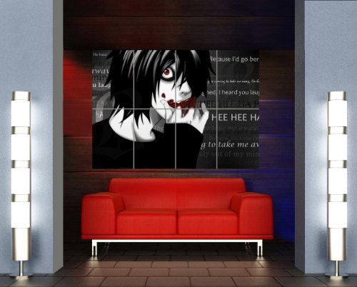 DEATH NOTE BEYOND BIRTHDAY ANIME MANGA GIANT ART PRINT POSTER PLAKAT DRUCK MR101