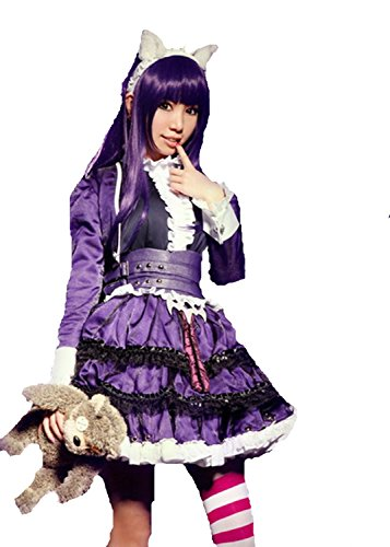 Lanrui League of Legends LOL Annie Party Dress Kleid Cosplay Kostüm Costume nach Maß